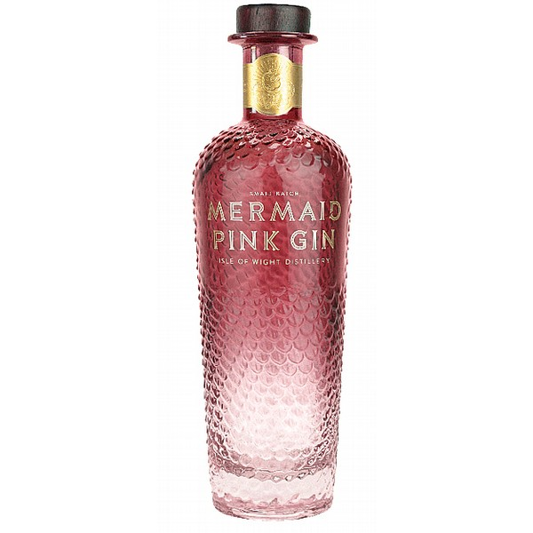 Pink Mermaid Gin