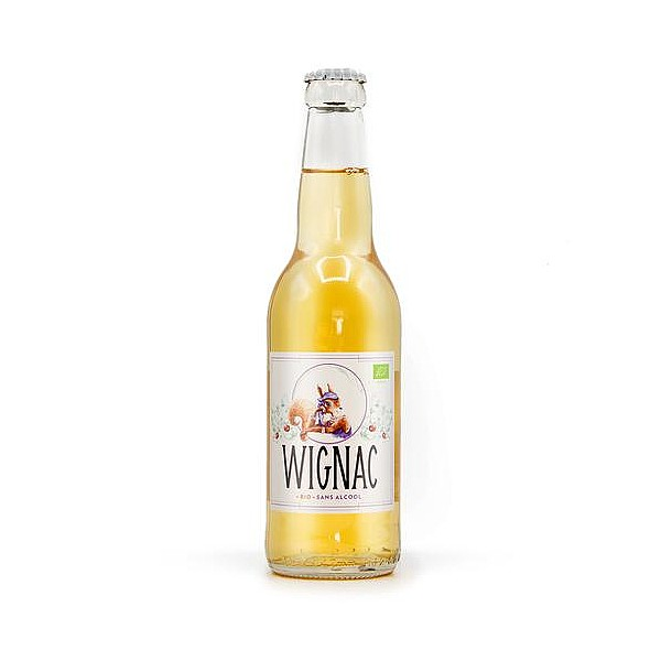 Wignac Lady Squirrel Sans Alcool