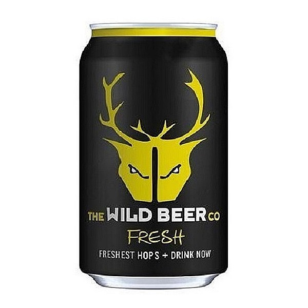 Wild Beer Co Fresh Cans