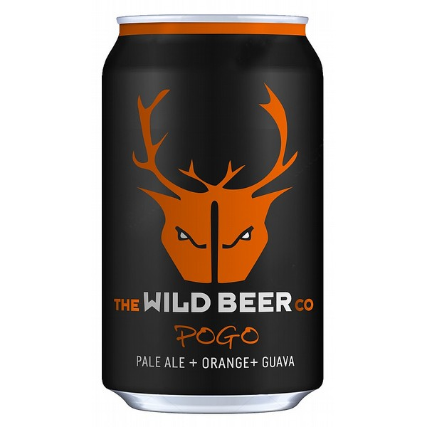 Wild Beer Co Pogo Cans