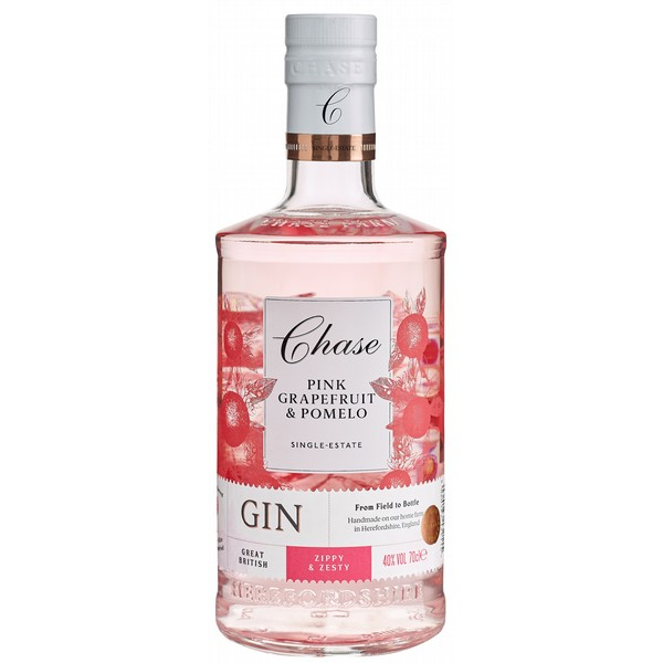Chase Pink Grapefruit & Pomelo Gin