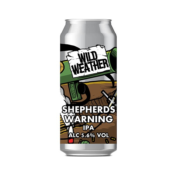 Wild Weather Shepherds Warning Cans
