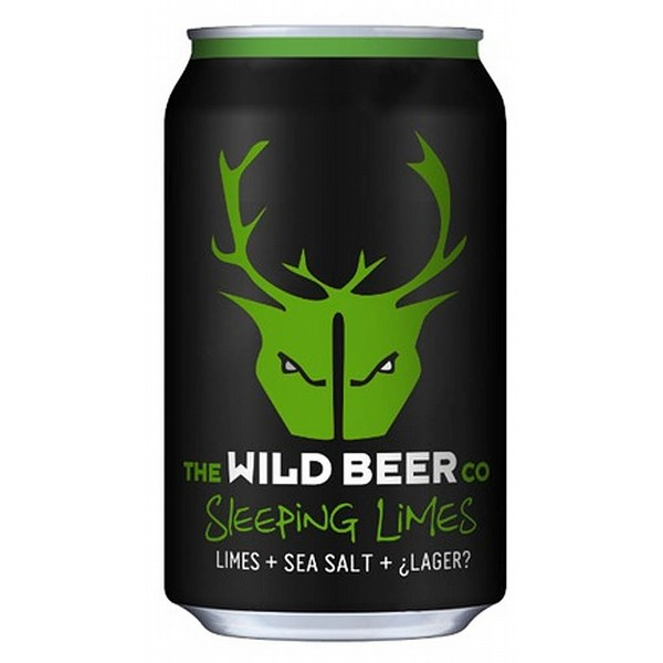 Wild Beer Co Sleeping Limes Cans