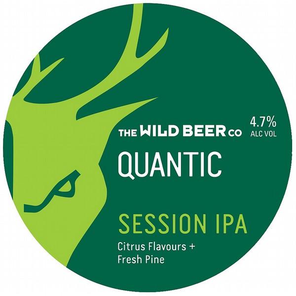 Wild Beer Co Quantic Cask