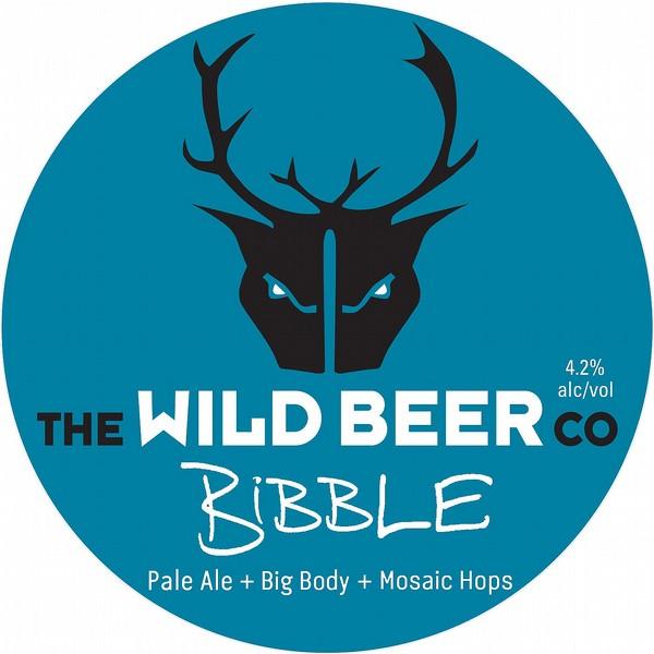 Wild Beer Bibble Pump Clip