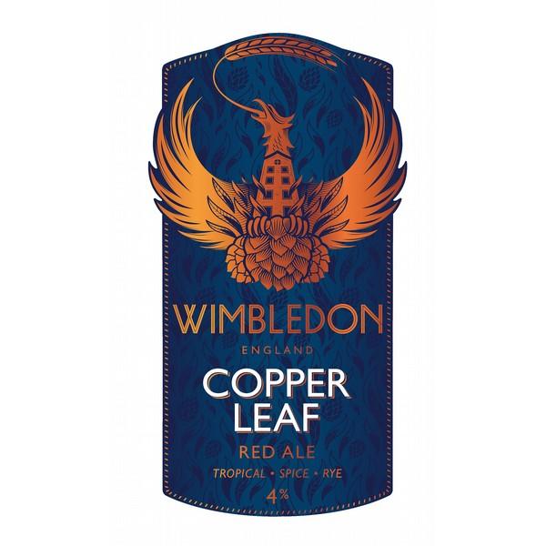 Wimbledon Copper Leaf   Cask
