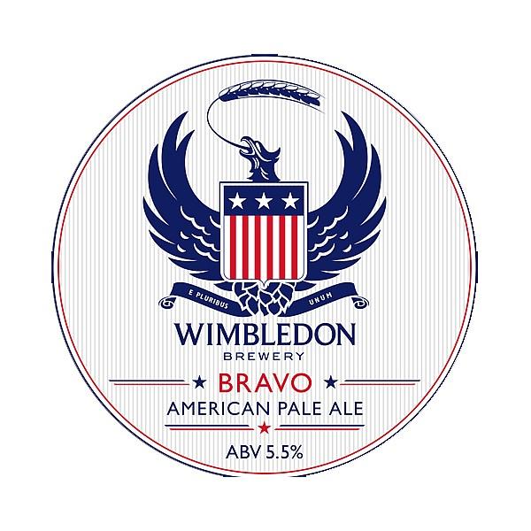 Wimbledon Bravo American Pale Ale