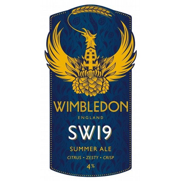 Wimbledon SW19 Summer Ale Cask