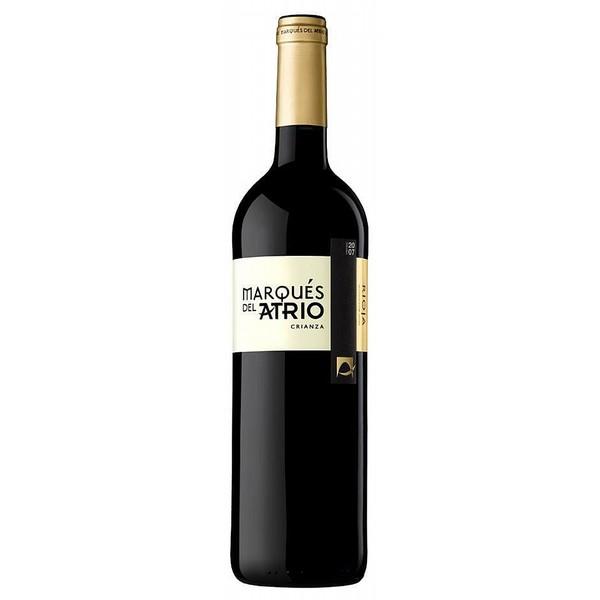Rioja Crianza Marques del Atrio