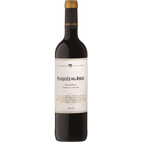 Rioja Reserva Marques del Atrio