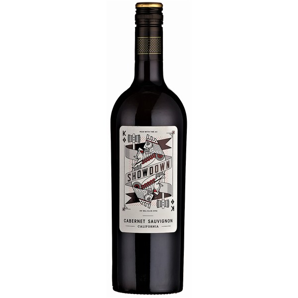 Man with the Ax Cabernet Sauvignon