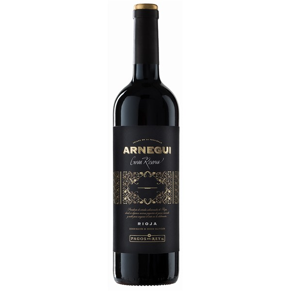 Rioja Gran Reserva Arnegui