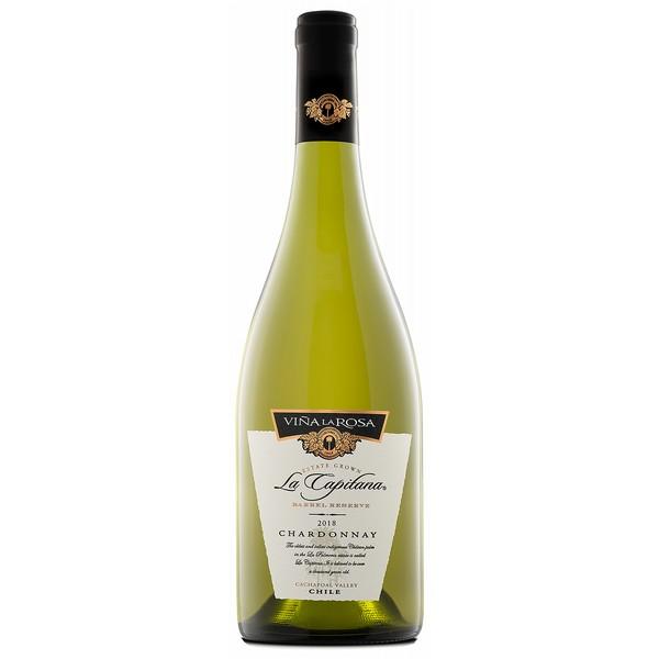 La Capitana Barrel Reserve Chardonnay