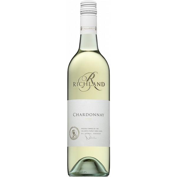 Richland Unoaked Chardonnay