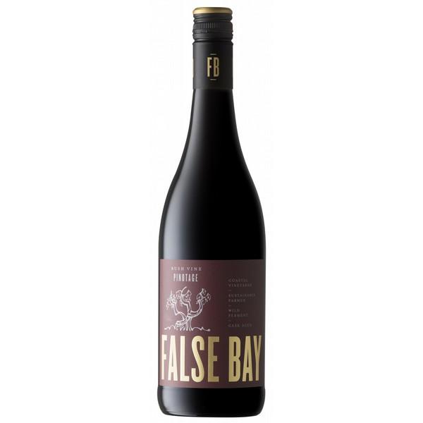 False Bay 'Bush Vine' Pinotage