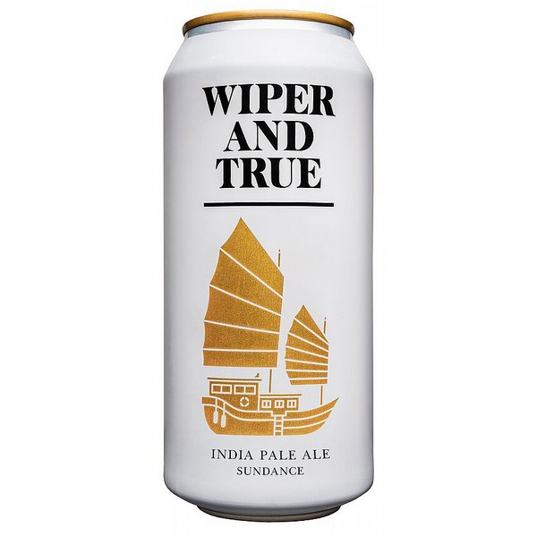 Wiper & True Sundance IPA Cans