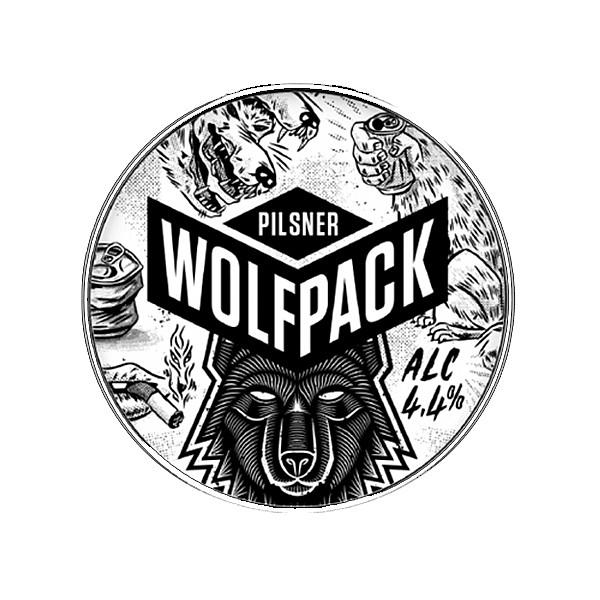 Wolfpack Pilsner