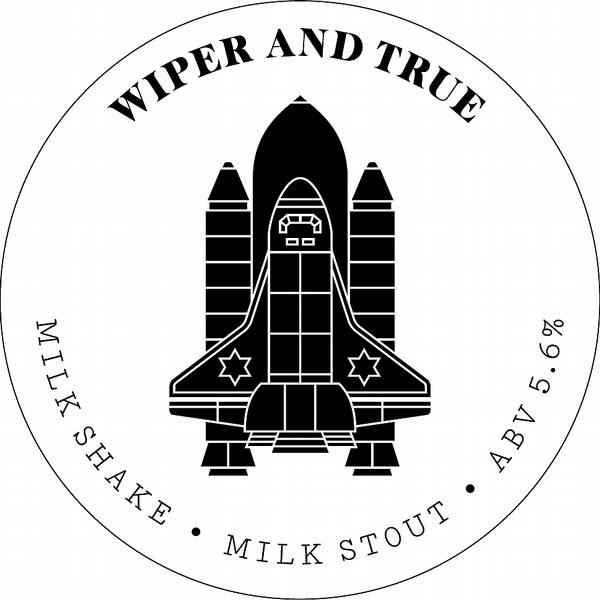 Wiper & True Milk Shake Milk Stout