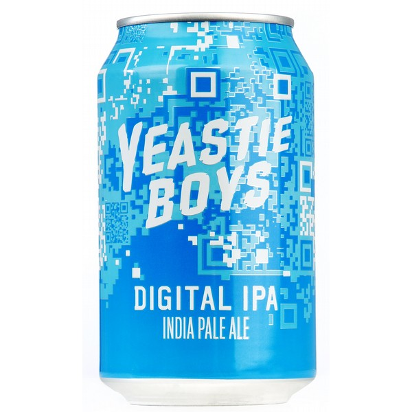 Yeastie Boys Digital IPA Cans