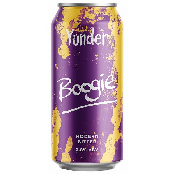Yonder Brewing Boogie  Cans