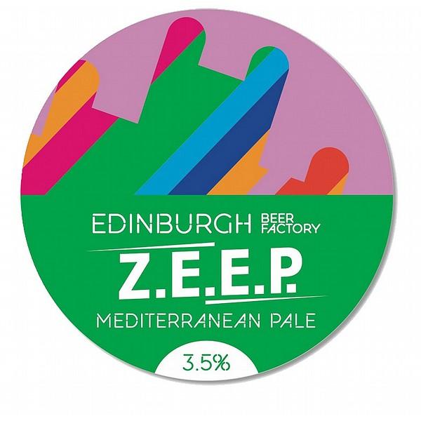 EBF Z.E.E.P Mediterranean Pale Ale