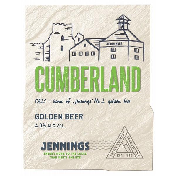 Jennings Cumberland  Pump Clip